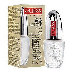 PUPA Multi Nail Care 7 in 1