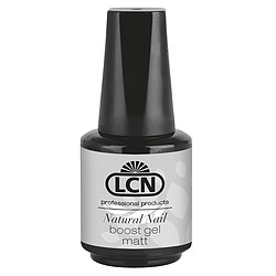 LCN Natural Nail Boost Gel MATT