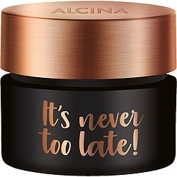 ALCINA It´s never too late Gesichts Creme