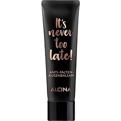 ALCINA It´s never too late Augen Balsam