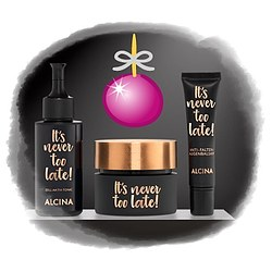 ALCINA It´s never too late x-mas Geschenk Set