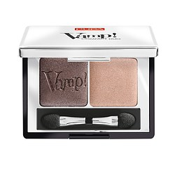 PUPA Vamp Compact Duo Eye Shadow 04 Bronze Amber