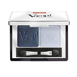 PUPA Vamp Compact Duo Eye Shadow 12 Magnetic Blue