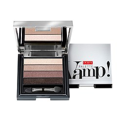 PUPA Vamp Eyeshadow Palette 002 Smoky Brown