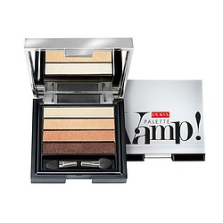 PUPA Vamp Eyeshadow Palette 004 Pure Gold
