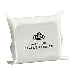 LCN Make up Remover Tissues