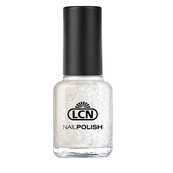 LCN White Flakes Effect Nagellack