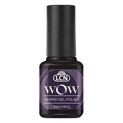 LCN WOW Hybrid Gel Polish PURITY 730 Free your Mind