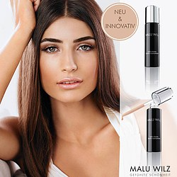Malu Wilz Satin Finish Liquid Foudation