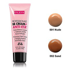 PUPA BB Cream Anti-Eta SPF 30 Oilfree All Skin Typs