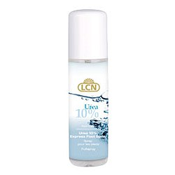 LCN 10 % Urea Express Foot Spray