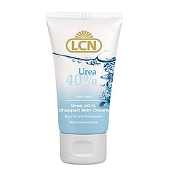 LCN Urea Chapped 40 % Foot Cream