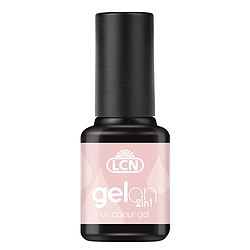 LCN GelOn 2in1 UV Colour Gel C1 Soft Beige