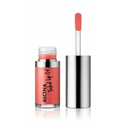 ALCINA Tinted Lip Oil peach