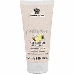 alessandro Pedix Feet Cooling Ice Gel Pina Colada