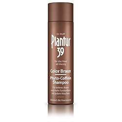 Plantur39 Color Braun Phyto Coffein Shampoo 250 ml