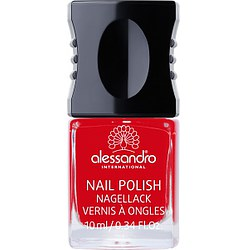 alessandro 907 Ruby Red Nagellack
