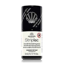alessandro StripLac Summer Dreaming Shimmer Top Coat