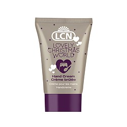 LCN Lovely Christmas Hand Cream Creme Brülee