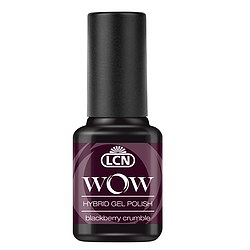 LCN WOW Hybrid Gel Polish 11 Blackberry Crumble