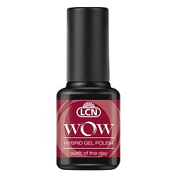LCN WOW Hybrid Gel Polish Outfit of the Day
