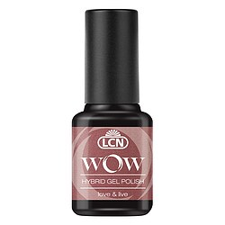 LCN WOW Hybrid Gel Polish Love & Live