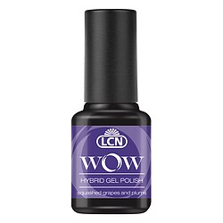 LCN WOW Hybrid Gel Polish 727 Squashed Grapes and Plums