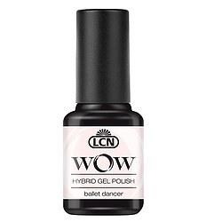 LCN WOW Hybrid Nail Polish 02 Ballet Dancer