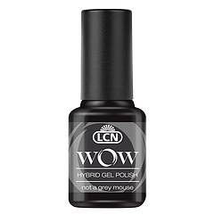 LCN WOW Hybrid Gel Polish 21 Not a grey Mouse