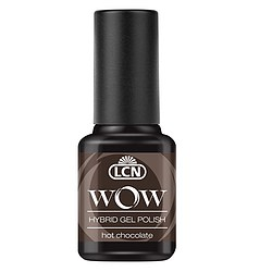 LCN WOW Hybrid Gel Polish 20 Hot Chocolate