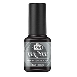 LCN WOW Hybrid Gel Polish 22 Black Pearls