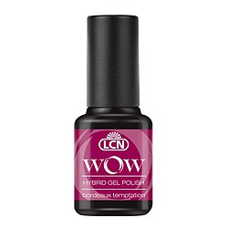LCN WOW Hybrid Gel Polish 19 Bordeaux Tempations