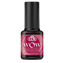 LCN WOW Hybrid Gel Polish 18 Me Marsala and I