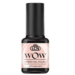 LCN WOW Hybrid Gel Polish 14 Princess Doll