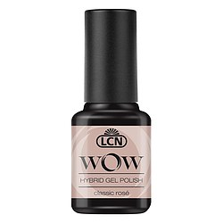 LCN WOW Hybrid Gel Polish Classic Rose