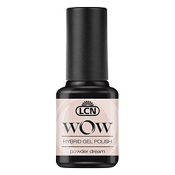 LCN WOW Hybrid Gel Polish Nude Collection Powder Dream