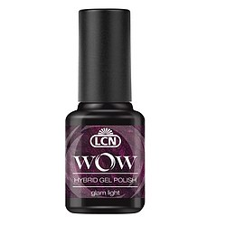 LCN WOW Hybrid Gel Polish Glam Light