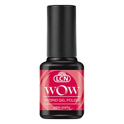 LCN WOW Hybrid Gel Polish Pink Party