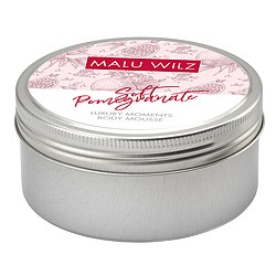 MALU WILZ Soft Pomegranate Body Mousse 200 ml