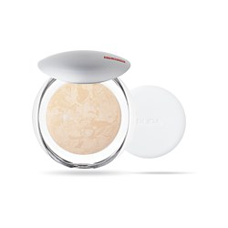 PUPA Luminys Silky Baked Face Powder 01 Ivory Beige